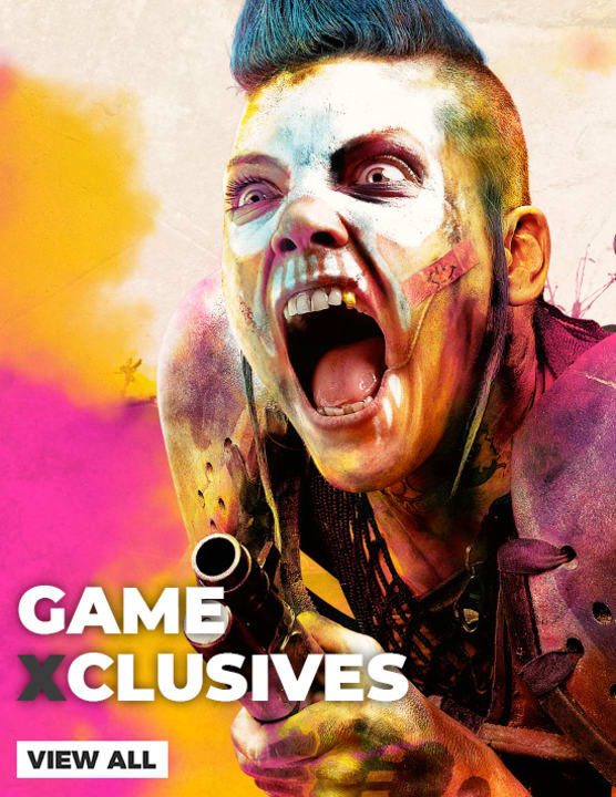 UK Retail Exclusive Games - Find Out More