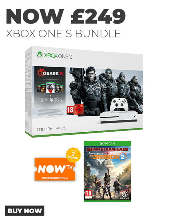 Gears 5 Xbox One S bundle - Now Available