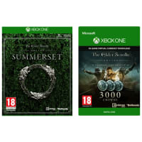 Shop Elder Scrolls Online Tamriel Unlimited On Xbox One at GAME