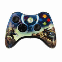 Xbox 360 Wired & Wireless Controllers | GAME