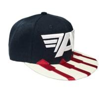 eeaf2615b3b Captain America Civil War Baseball Cap Big A logo new Official... No rating  yet