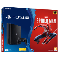 Marvels Spider-Man - A PS4 Exclusive Game | GAME