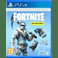 fortnite deep freeze bundle - playstation 3 fortnite game