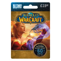 Buy World Of Warcraft Gametime Card On Gifts Game