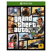 Buy Grand Theft Auto V On Xbox One Game
