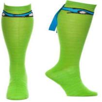 de3313ce3 Teenage Mutant Ninja Turtles Leo Leordo Knee High Socks. Format