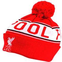 e8e106c75e5 Liverpool Football Club Cuffed Beanie Bobble Hat. Format