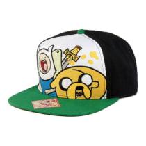 5e0d0007ba5 Buy Adventure Time Finn And Jake Snapback Baseball Cap