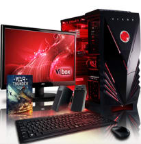Buy VIBOX Power FX 27 - 4 0GHz AMD Eight Core Gaming PC Pack