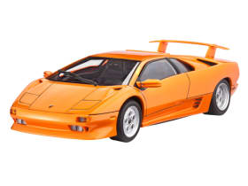 Buy Lamborghini Diablo Vt 1 24 Scale Model Kit Game