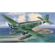 ITALERI Ju 52/3m Floatplane 1339 1:72 Aircraft Model Kit
