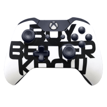 Xbox One Controller -Boy Better Know Limited Edition (Matte White)