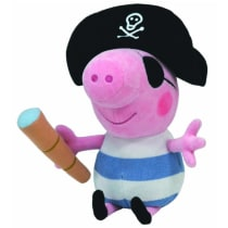 0d3bc819a89 Buy Ty Beanie Baby Peppa Pig - Pirate George Plush Toy