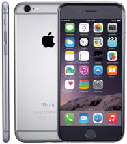 16850225040 Apple iphone 6 64GB Space Grey Unlocked Used Very Good Condition With  Warranty. Format