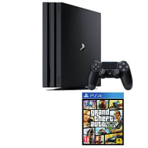 ps4 console grand theft auto bundle
