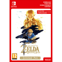 Buy The Legend Of Zelda Breath Wild Expansion Pass On Switch