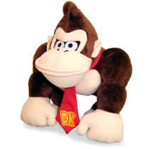 Buy Donkey Kong Plush Toy Game