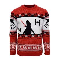 Buy Official Star Wars Kylo Ren Christmas Jumper Ugly Sweater Uk