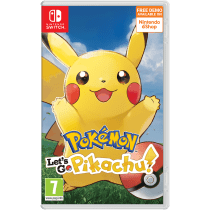 54e85bfd72ff61 Buy Pokémon Let s Go! Pikachu on Switch