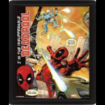 c004181d1b99e Deadpool 3D Lenticular Poster. Format