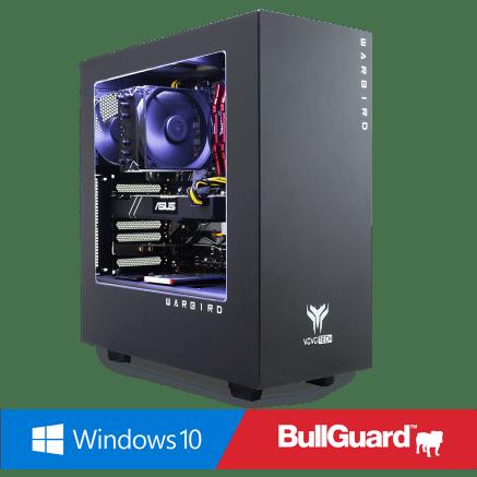 Yoyotech Warbird i5 (i5 8400 / 8GB DDR4 / GTX 1060 6GB)