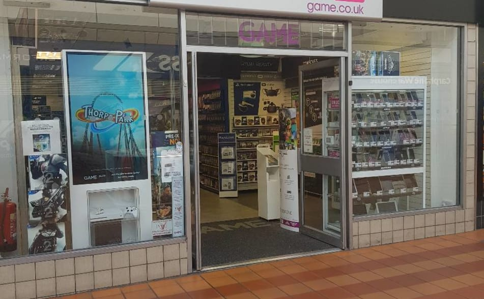 Game Store In Keighley Game