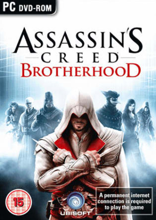 Game Assassin S Creed Brotherhood