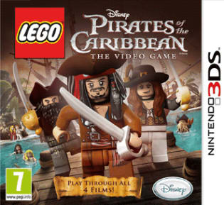 Game Lego Pirates Of The Caribbean