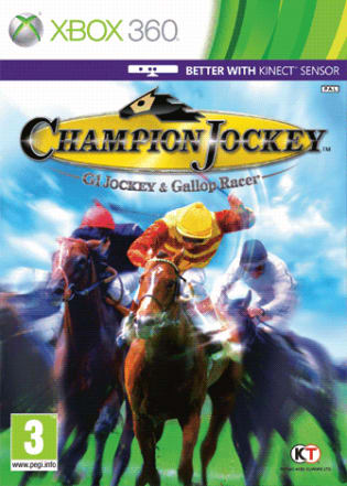 Game Champion Jockey