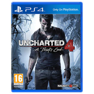 Shop Uncharted 4 At Game
