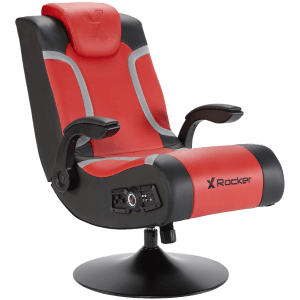 'X Rocker Vision 2.1 Analogue Wireless Gaming Chair With Vibration For Multi Format And Universal