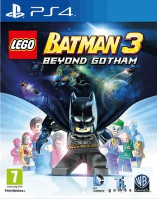 'Lego Batman 3: Beyond Gotham For Playstation 4