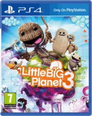 'Littlebigplanet 3 For Playstation 4