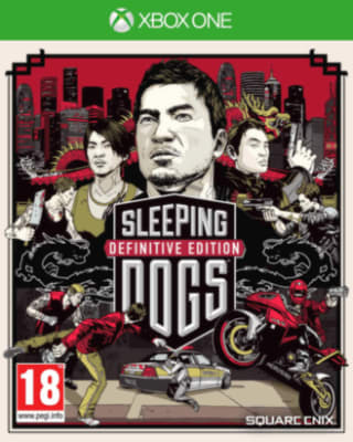 'Sleeping Dogs Definitive Edition - Limited Edition For Xbox One