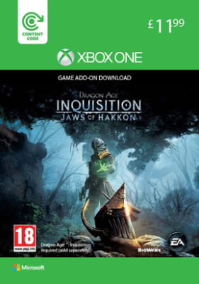 'Dragon Age: Inquisition - Jaws Of Hakkon For Xbox One