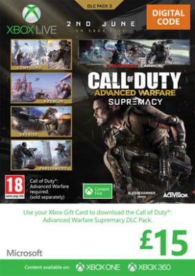 'Call Of Duty Advanced Warfare: Supremacy For Xbox One