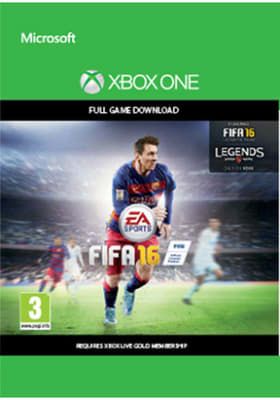 'Fifa 16 (xbox One Download) For Xbox One