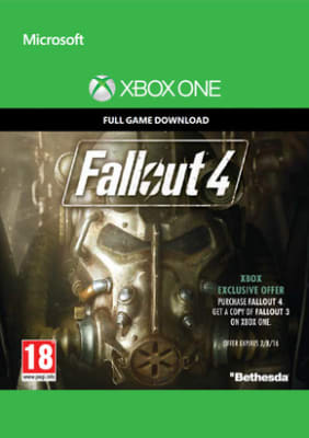 'Fallout 4 (xbox One Download) For Xbox One