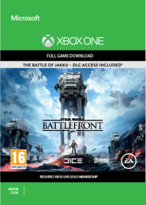 'Star Wars Battlefront (xbox One Download) For Xbox One