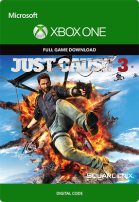 'Just Cause 3 (xbox One Download) For Xbox One