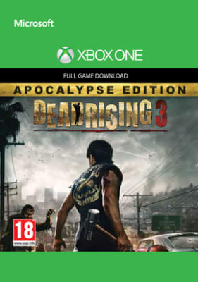 'Dead Rising 3: Apocalypse Edition For Xbox One