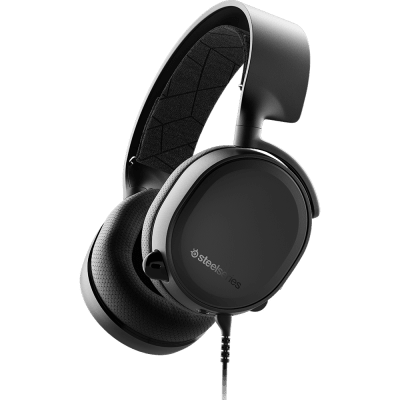 SteelSeries Arctis 3 for PC, PS4, Xbox, Nintendo Switch, Mobile for PC