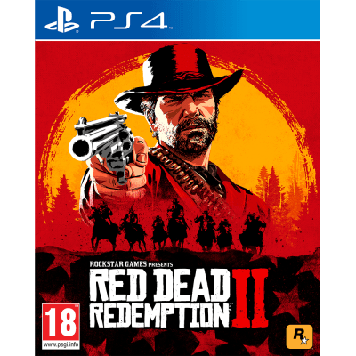 'Red Dead Redemption 2 For Playstation 4 - Also Available On Xbox One