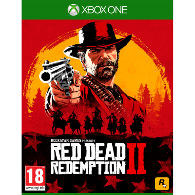 'Red Dead Redemption 2 For Xbox One