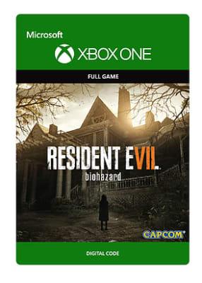 'Resident Evil Vii Biohazard Digital Download For Xbox One