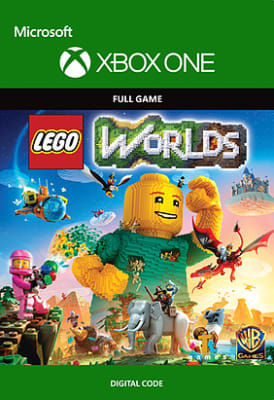 'Lego Worlds Digital Download For Xbox One