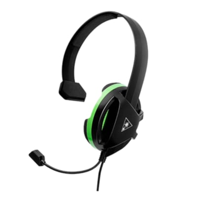'Turtle Beach Recon Chat - Xbox, Ps5, Ps4, Pc Headset - Black For Xbox One