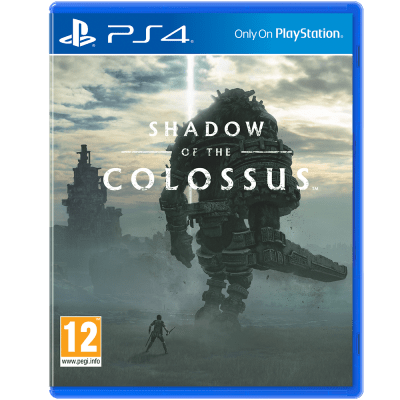 Shadow of the Colossus - The Only on PlayStation Collection - GAME Exclusive for PlayStation 4