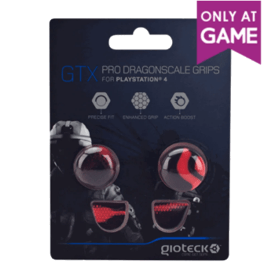 'Gtx Pro Dragonscale Camo Thumb Grips - Ps4 For Playstation 4