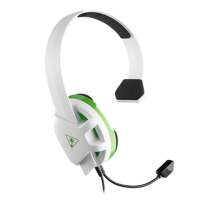 'Turtle Beach Recon Chat - Xbox, Ps5, Ps4, Pc Headset - White For Xbox One